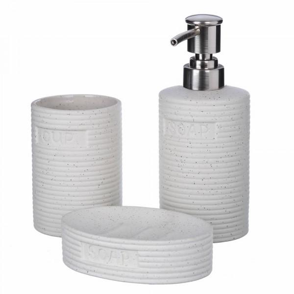 Accesorios de baño modernos blancos de cerámica para ...