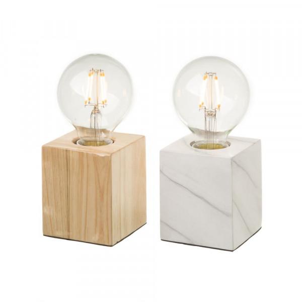 industrial de de Lámpara decoración para Factory beige diseño madera wk0PnO