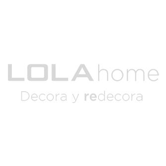 Lámpara para mesita de noche moderna lila de cerámica para dormitorio Iris - Principal